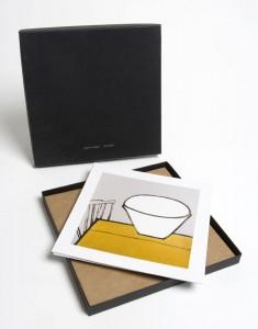 box set of 10 designs : 10 individual cards